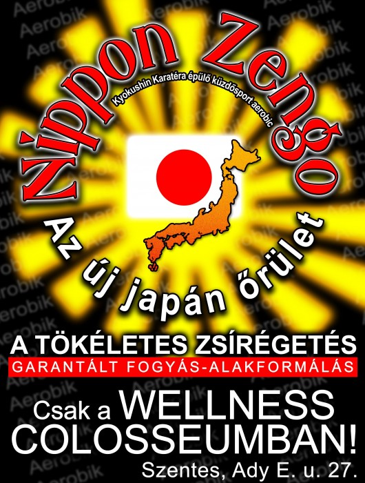 Nippon Zengó - 2012